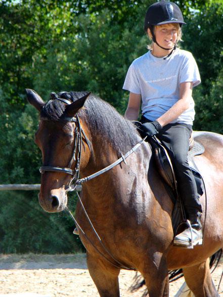 023 Letni obóz jeździecki 2010
