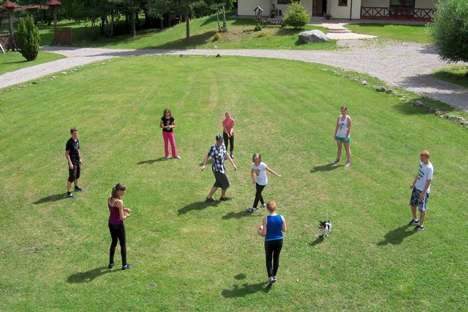 100 0840 Ośrodek agroturystyczny Hajduki – galeria zdjęć: obozy konne w pomorskim