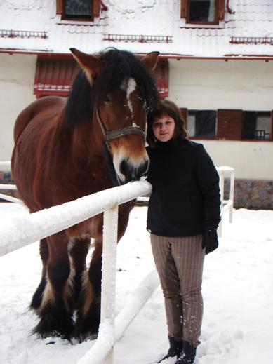 DSC00881a Ośrodek agroturystyczny Hajduki – galeria zdjęć: obóz zimowy 2011