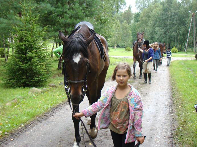DSC03651 Letni obóz jeździecki 2011
