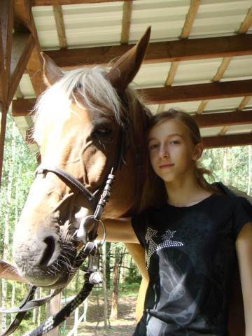 DSC03704 640x480 Letni obóz jeździecki 2011