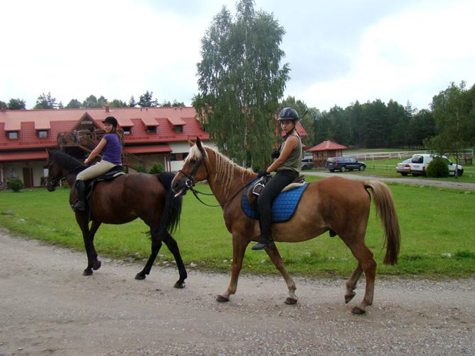 DSC03884 Letni obóz jeździecki 2011