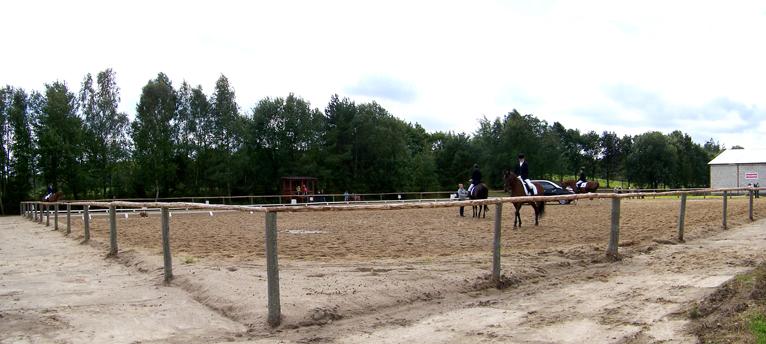 Panorama 27m Zawody w Ujeżdżeniu 2011