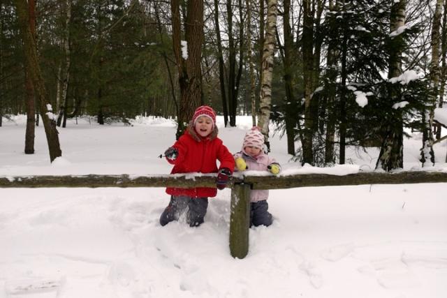 Zima w HAJDUKACH Chynowie 15 640x480 Ośrodek agroturystyczny Hajduki – galeria zdjęć: zima w hajdukach