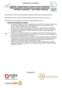 HAJDUKI 3 212x300 Zawody Towarzyskie w Skokach Przez Przeszkody
